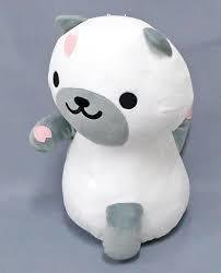 Cat collect huge stuffed toy - Sakura points single item