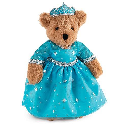 Vermont Teddy Bear Stuffed Animals - Teddy Bears 18 Inch Super Soft Winterland Queen