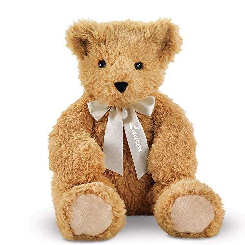 Vermont Teddy Bear Stuffed Bear - Customized Teddy Bear Custom 20 Inch Super Soft