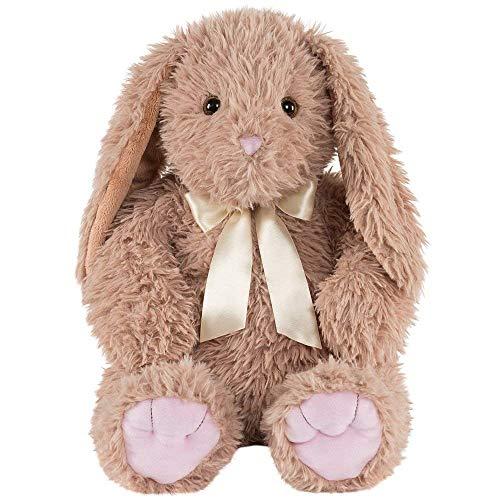 Vermont Teddy Bear Stuffed Bunny - Soft Stuffed Animals 20 Inch Super Soft