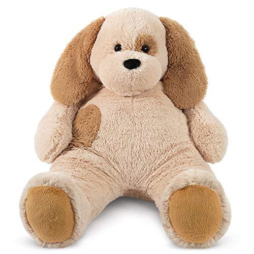Vermont Teddy Bear Stuffed Dog - Large Stuffed Animals 4 Foot Cuddle