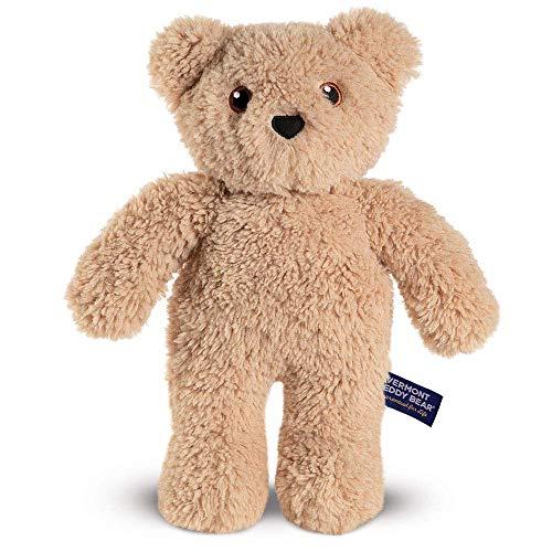 Vermont Teddy Bear Toy Bear - Teddy Bears Stuffed Animals 14 Inch Light Brown Take Along Teddy