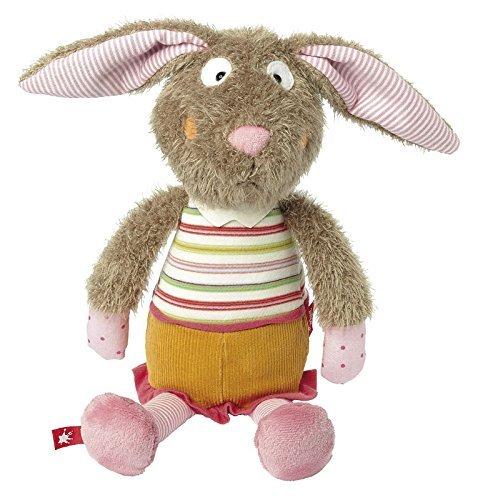 sigikid 38549 Sweaty Bunny Soft Toy by Sigikid