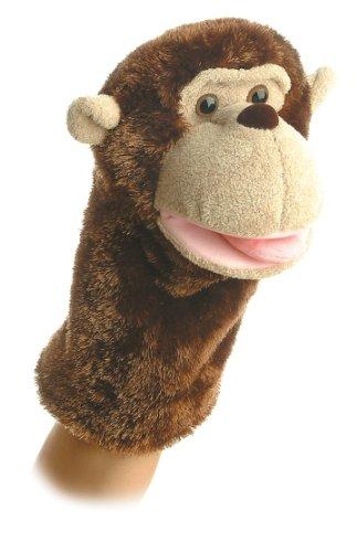 Aurora World Montgomery Monkey Hand Puppet 10