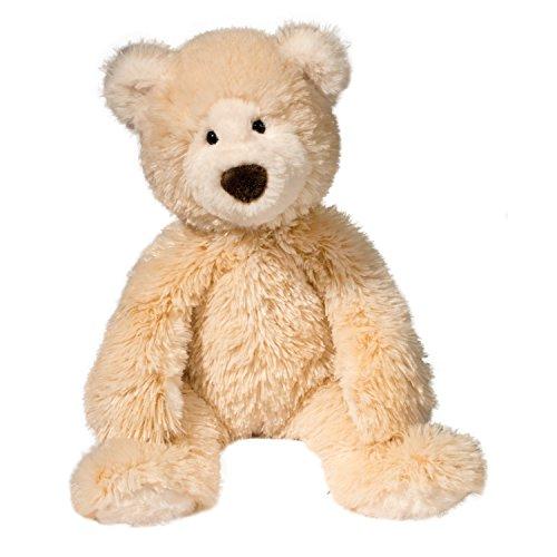Douglas Brulee Cream Teddy Bear Large Plush Stuffed Animal