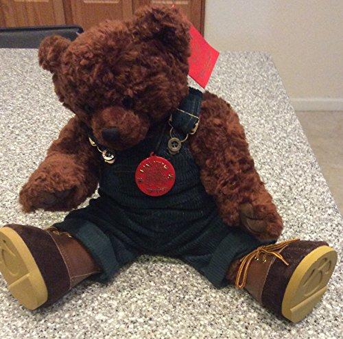 Centennial Teddy Bear II 2000 Plush Toy 17 Collectible