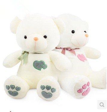 Cute teddy bear 2-color 45cm bear stuffed bear  pillow  bear stuffed toy  gift  event  celebration  fluffy stuffed