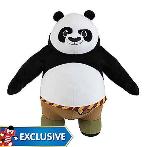 Kung Fu Panda 3 Talking Soft Toy - Po by Kung Fu Panda