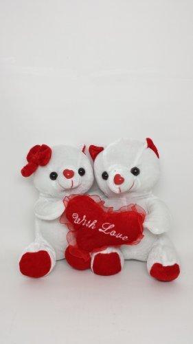 Best Friend Teddy Bear with Heart Full of Love