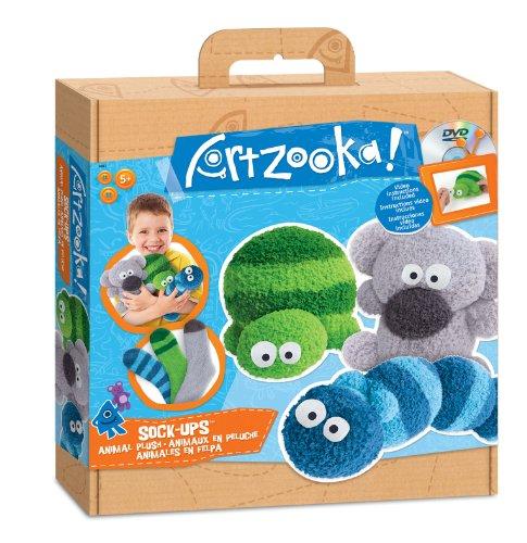 Artzooka Sock Puppets