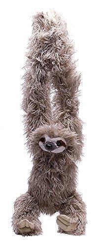 Wild Republic Europe 51 cm Hanging Sloth Plush Toy by Wild Republic Europe