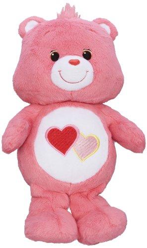 Care Bears Love-a-Lot Bear 12 Bear with DVD