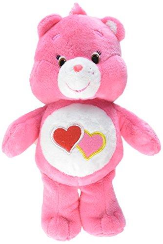 Just Play Care Bear Bean Love a Lot Plush