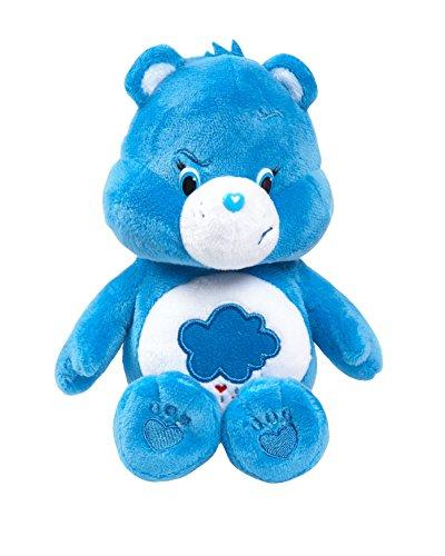 Just Play Care Bears Grumpy Bear Bean Plush
