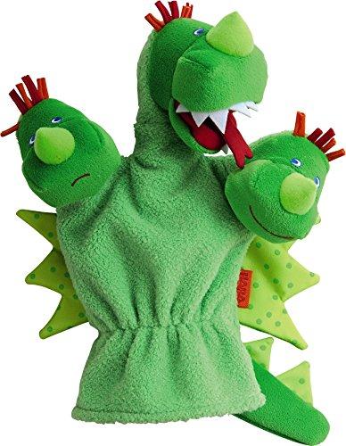 HABA Three Headed Dragon Glove Puppet Hand Puppet