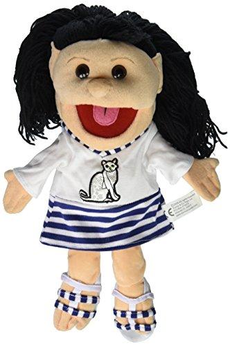 Sunny Toys 14 GirlCat on Dress Glove Puppet