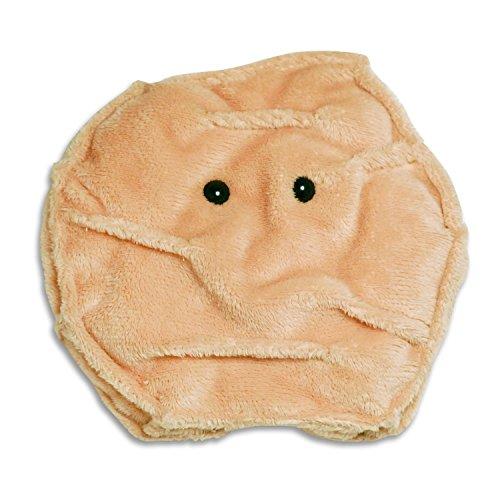 Giant Microbes Skin Cell Keratinocyte Plush Toy