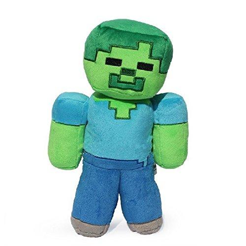 7 inch 18cm Minecraft Steve Plush Toys MC Minecraft Steve Creeper Zombie Soft Stuffed Toys Doll Gift