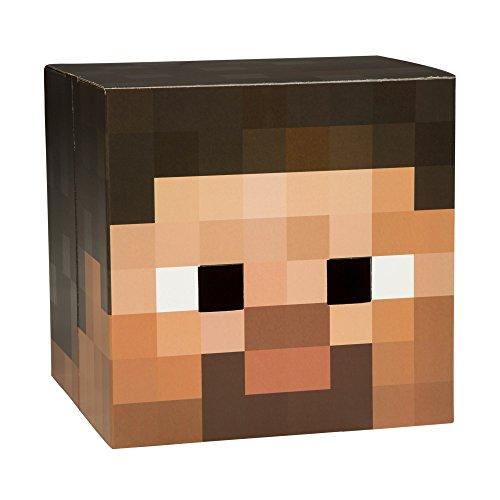 Minecraft Steve Head V2 Premium Costume Mask