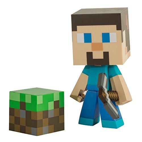 Minecraft Steve Vinyl Action Figure