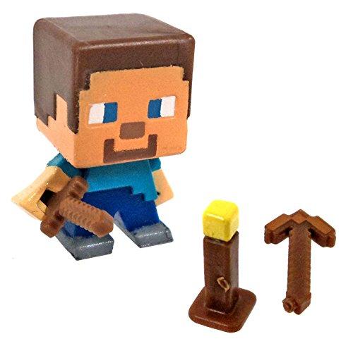 Minecraft Steve with Tools 1 Mini Figure