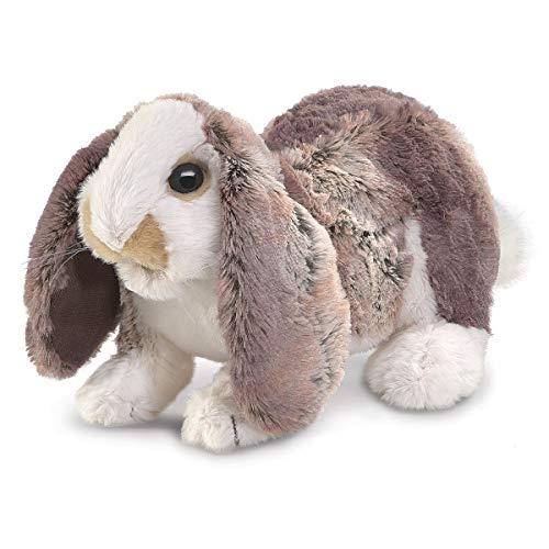Folkmanis Baby Lop Rabbit Hand Puppet
