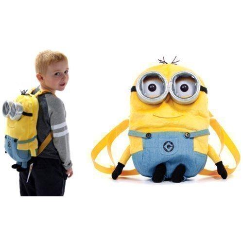Despicable Me 2 Minions Plush 36cm Backpack