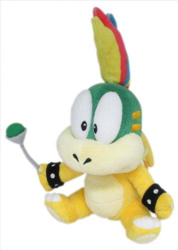 Sanei Super Mario Plush Series Lemmy KoopaRemi Plush Doll 8