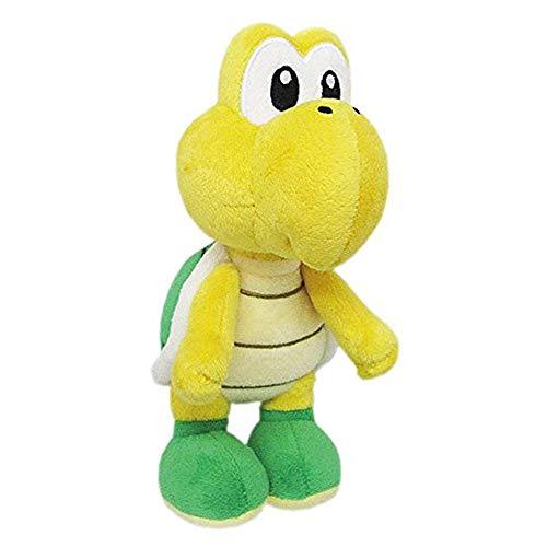 Tianr Super Mario Plush Toys,Koopa Troopa Plush,Mario plushes 78 Small