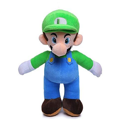 XEMI Super Mario Plush Toy 10 Luigi Plush Toys Luigi