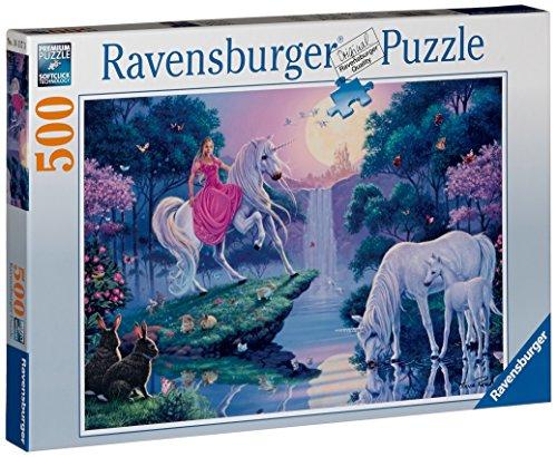 500 Piece Magical Unicorn Puzzle