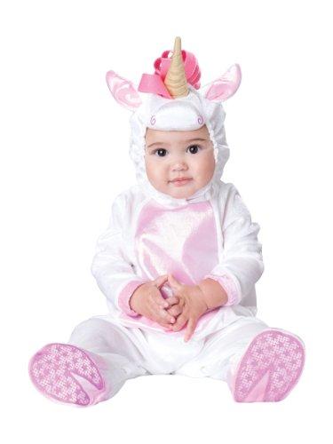 InCharacter Costumes Baby Girls Magical Unicorn Costume WhitePink Medium