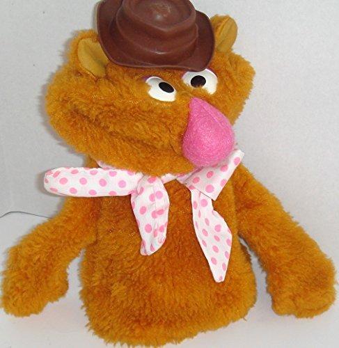 Jim Henson Fozzie Bear the Muppets Hand Puppet
