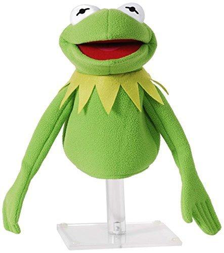 Madame Alexander Kermit The Frog Muppet Hand Puppet by Madame Alexander