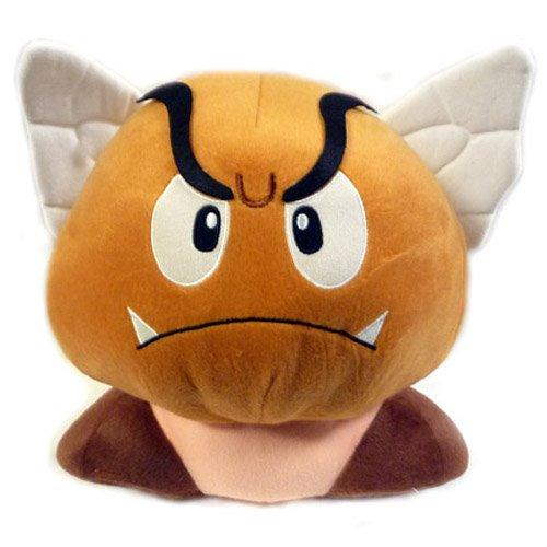 Nintendo Super Mario Brothers 12 Inch Deluxe Plush Goomba