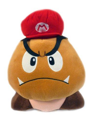 Super Mario Brothers  Goomba Plush - 12 Mario