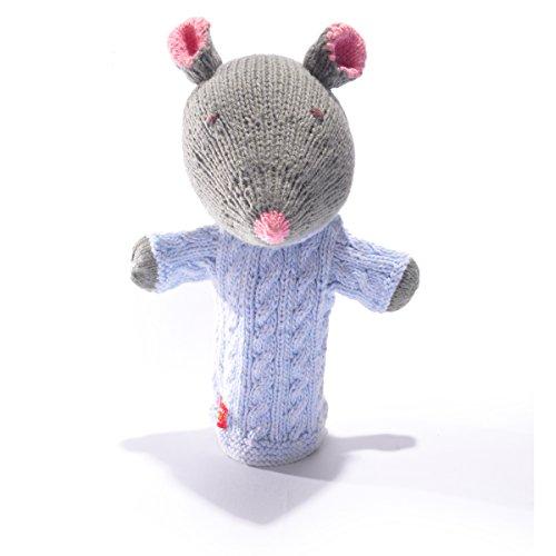 ChunkiChilli Mouse Hand Puppet