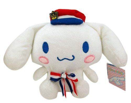 12 Inche Large Sanrio Cinnamonroll Sailor Suit Plush Toy