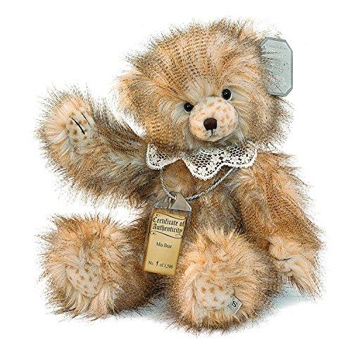 Silver Tag Bear - Collection Four - Mia