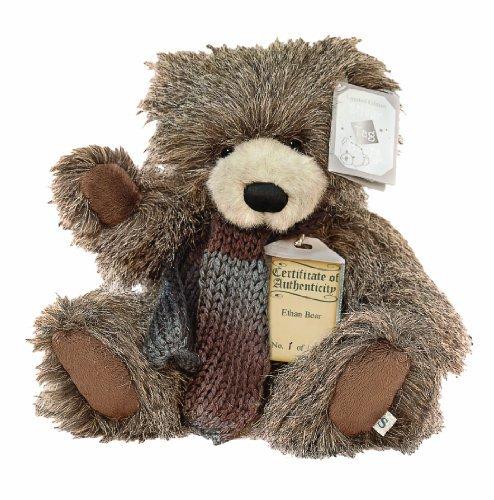 Suki Gifts Pia Collectors Edition Silver Tag Bear Ethan 406cm by Suki Gifts
