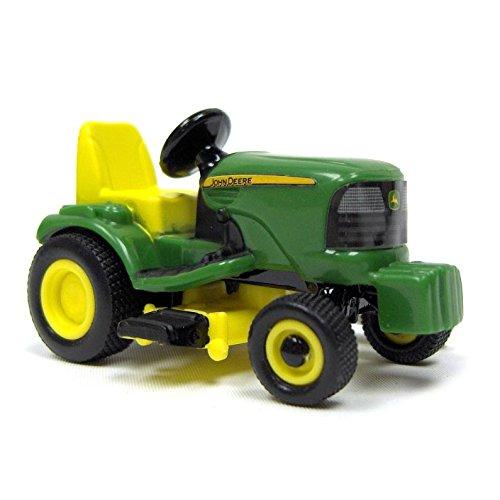 ERTL Toys John Deere Toy Lawn Tractor Green