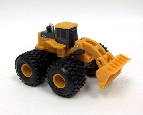 John Deere Toy Loader  Yellow