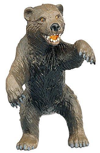Bullyland Cave Bear Prehistoric Plastic Toy Animal Figure by Bullyland