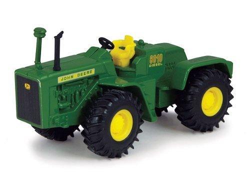 ERTL Toys John Deere 8010 Diesel Vintage 4WD Tractor Collect N Play Series