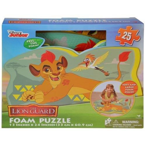 The Lion Guard Foam Puzzle Mat Boxed