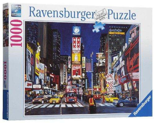 Ravensburger Times Square - 1000 Piece Puzzle
