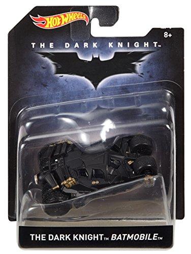 Hot Wheels The Dark Knight Batmobile Vehicle