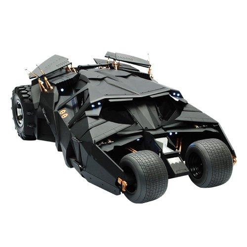Movie Master Piece  Batman Dark knight Batmobile 16 Scale
