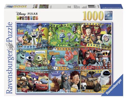 Ravensburger Disney Pixar Disney-Pixar Movies 1000-Piece Puzzle
