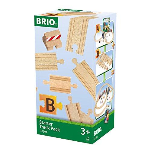 BRIO 63339400 Starter Track Pack Train Set